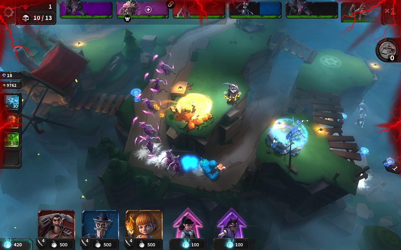 лучшие tower defense игры онлайн