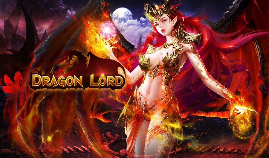 Dragon Lord - играть онлайн. Новые онлайн RPG про драконов