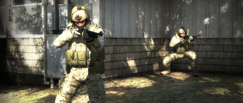 Counter-Strike: Global Offensive играть