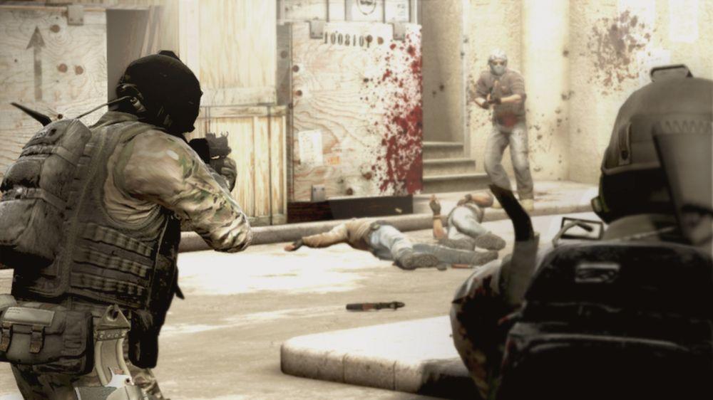 Counter-Strike: Global Offensive бесплатная версия