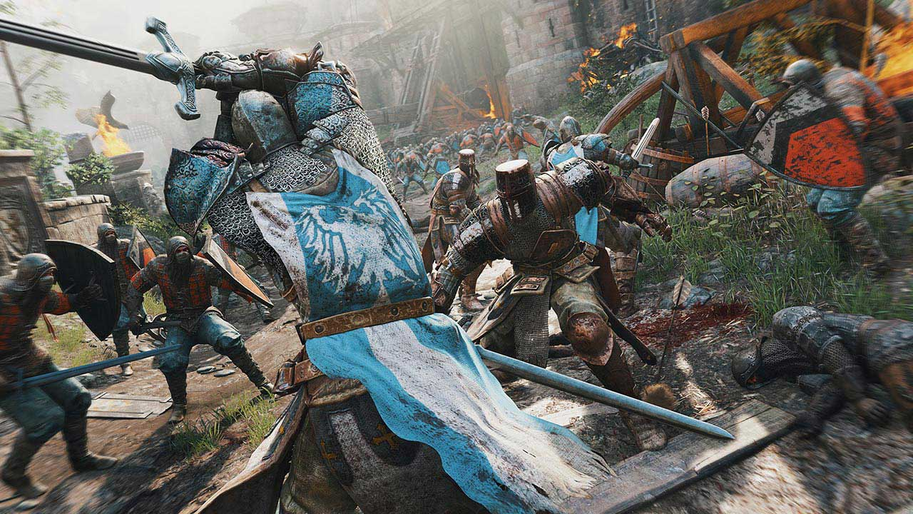For Honor обзор