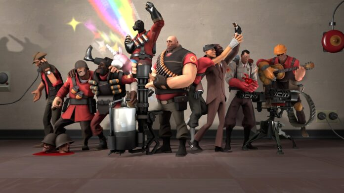 Обновление Jungle Inferno для Team Fortress 2