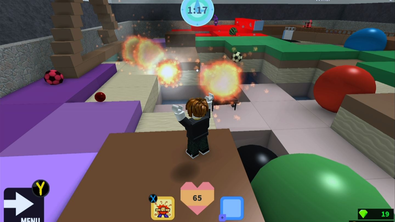 Игры с открытым миром