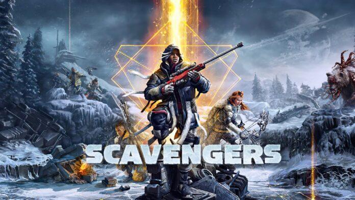 Scavengers - играть онлайн. Обзор. Экшен шутеры